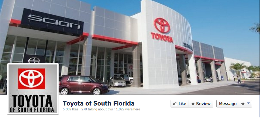 5 top car dealers in Florida
