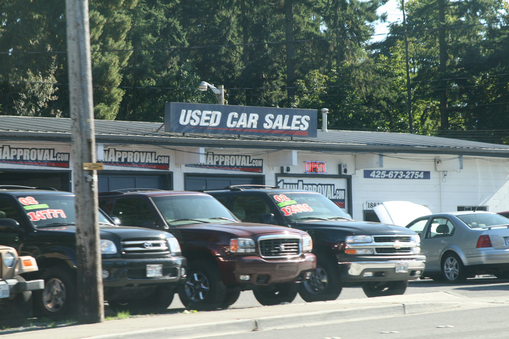 Car dealers will soon have to obtain a $50,000 Louisiana auto dealer bond.