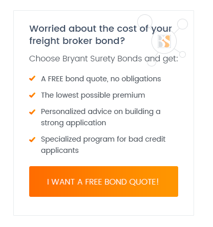 freight broker bond application