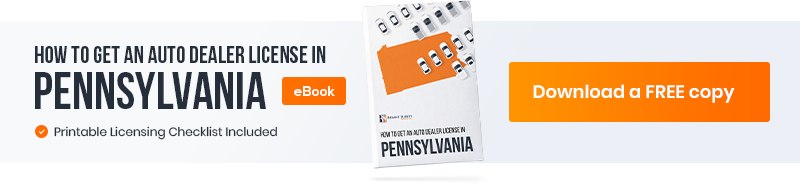 How to Get Your Pennsylvania Dealer License: Full Guide