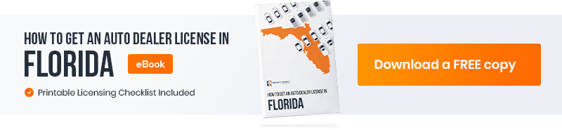 Florida Dealer License Guide