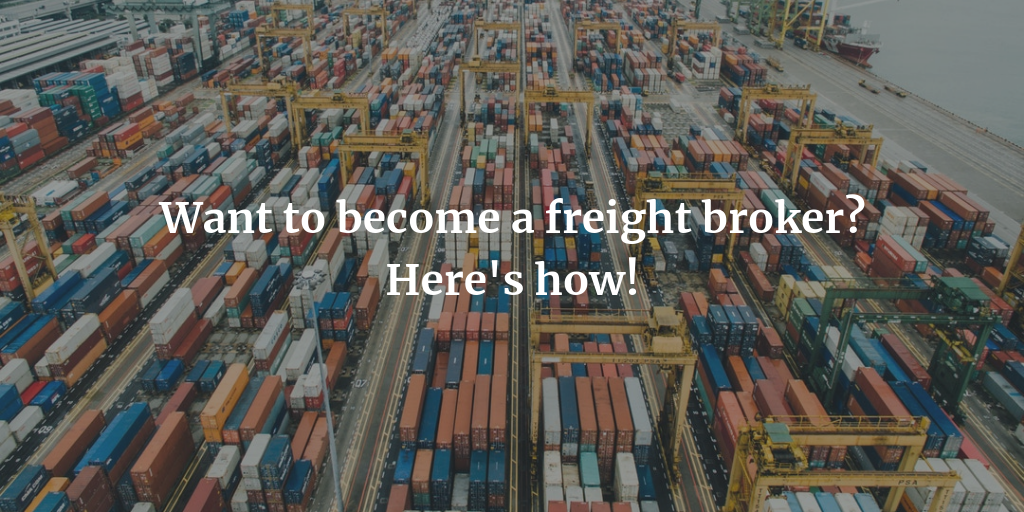 Freight Brokering for Absolute Beginners