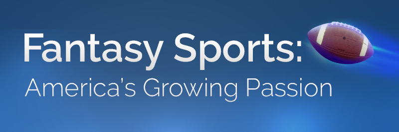 Fantasy Sports Infographic Header Image