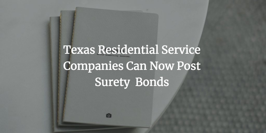 texas residential service companies
