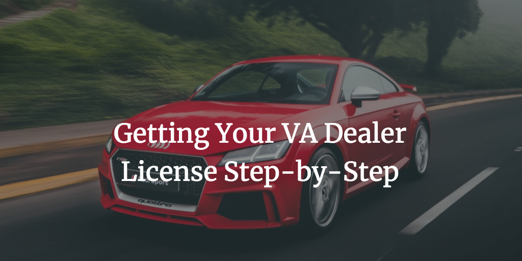 va dealer license