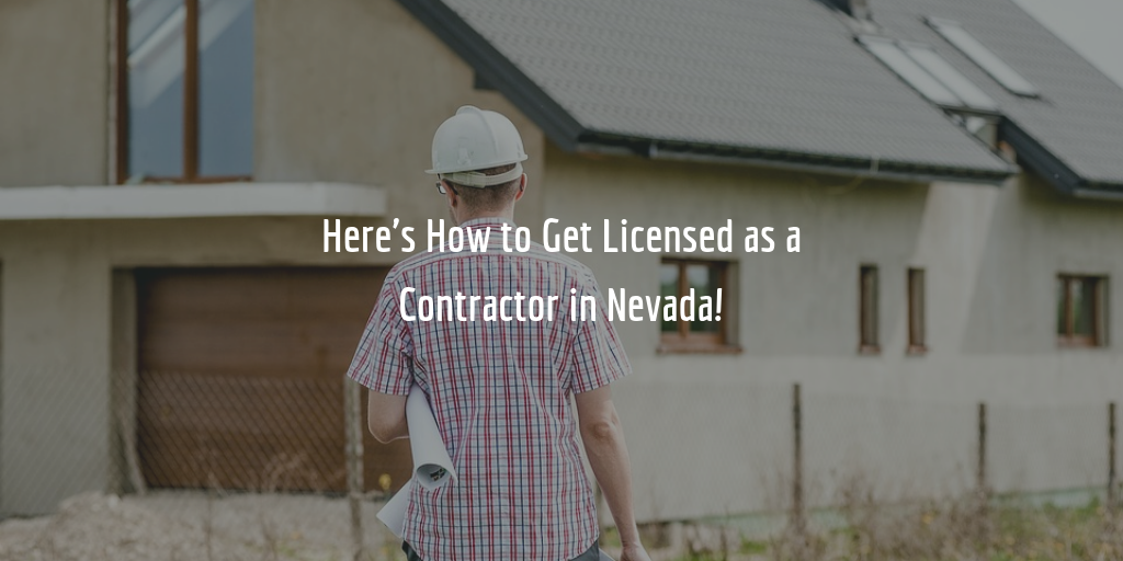 Nevada Contractor License Guide