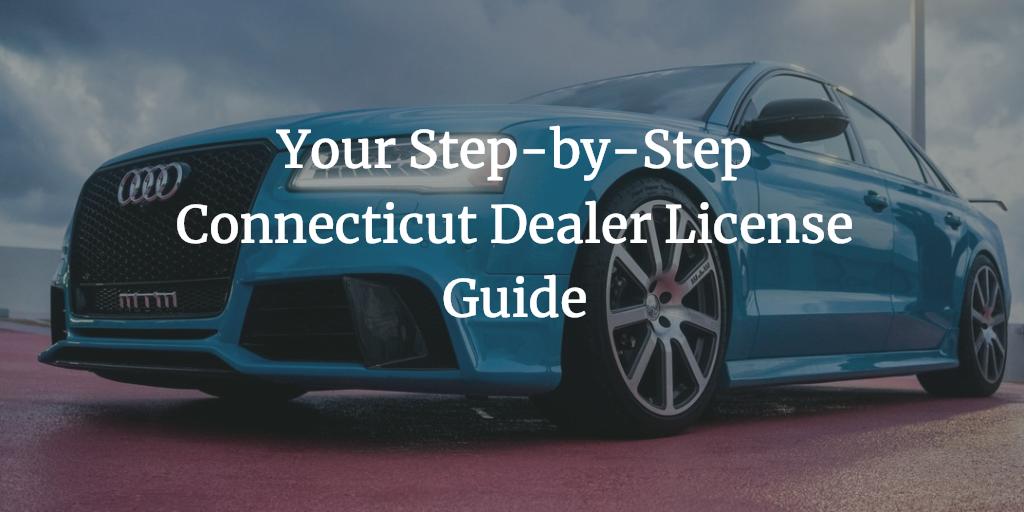 ct dealer license