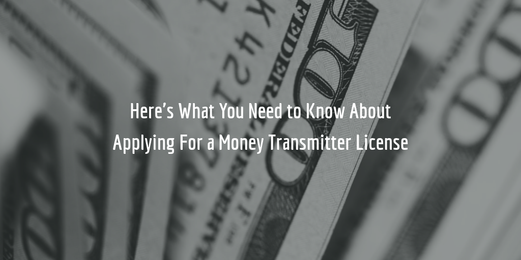 money transmitter license guide