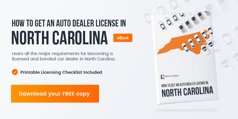 North Carolina ebook dealer guide