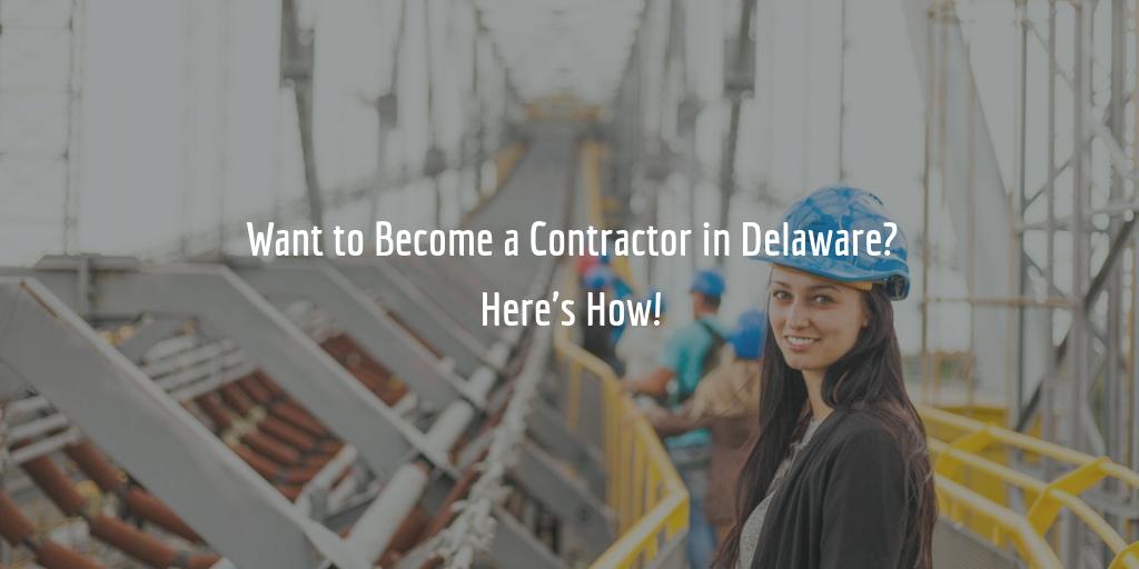 Delaware Contractor License Guide
