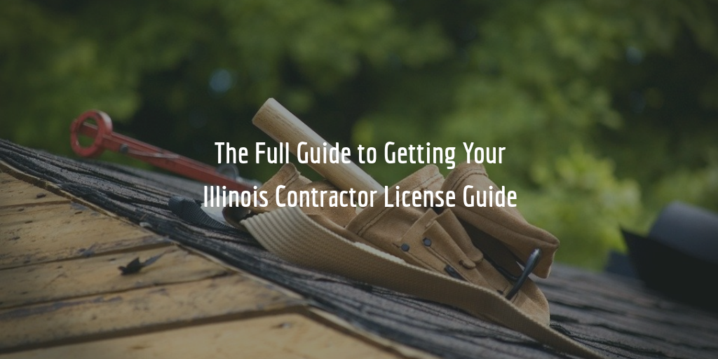Illinois contractor license guide