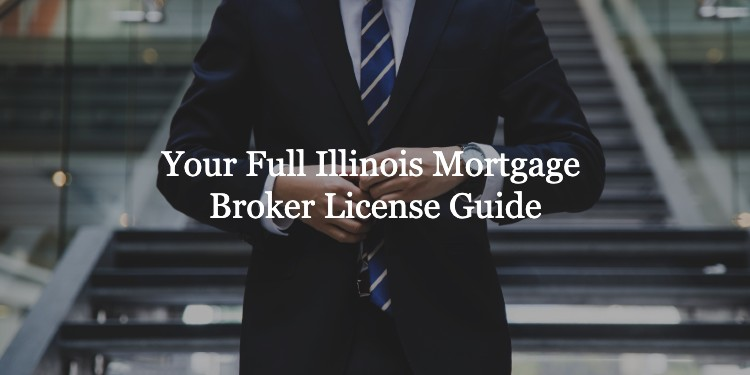 illinois mortgage broker license