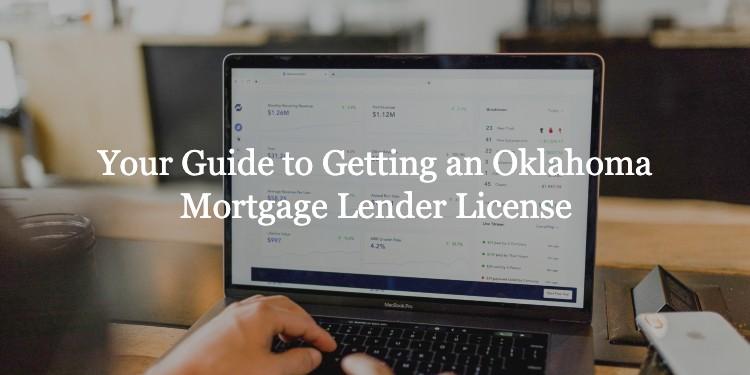 oklahoma mortgage lender license